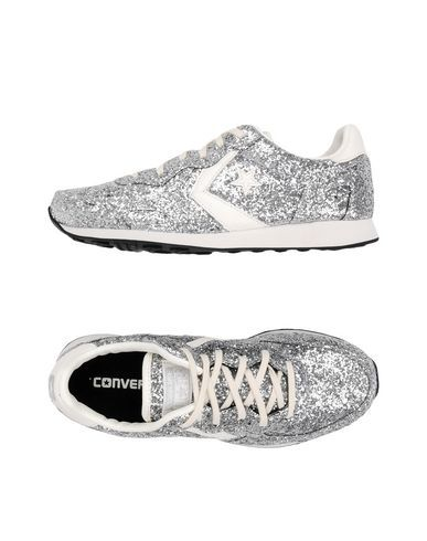 CONVERSE ALL STAR Women's Low-tops & sneakers Silver 5.5 US