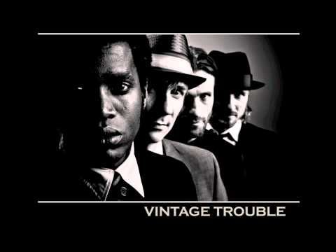 Amazing song by Vintage Trouble.  Go buy their album on Itunes NOW!!  I do not own the song Run Outta You  Or any of the songs by Vintage Trouble....just a fan!