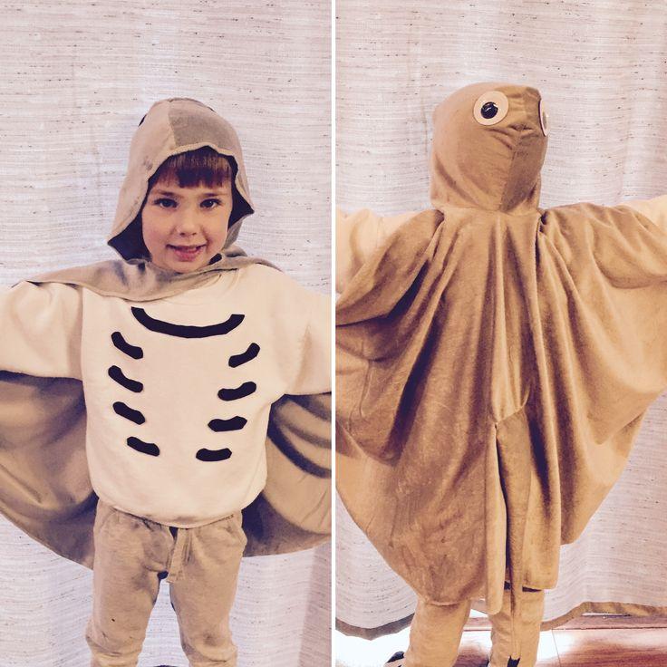 Stingray costume