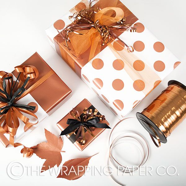 Best copper gifts ideas on pinterest wrapping paper