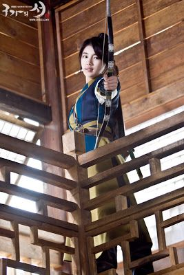 Suzy Dam Yeo Wool Gu Family Book miss A Beautiful Warrior