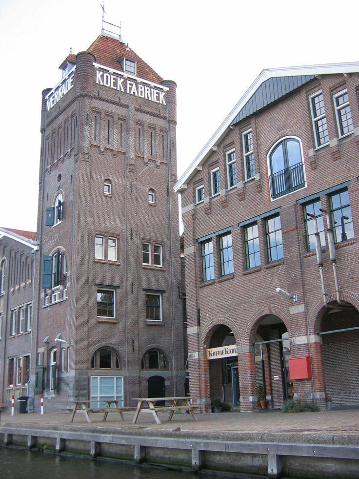 Verkade, Zaandam, Noord-Holland.