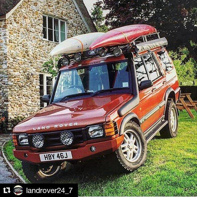 170 Best Images About Land Rover Discovery On Pinterest