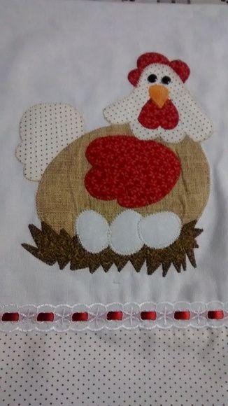 guardanapo patchwork