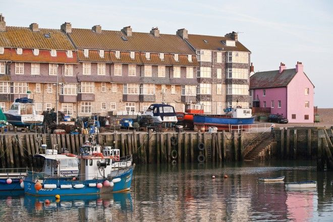 West Bay, Dorset, Broadchurch locations