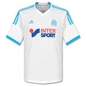 Adidas Olympique Marseille Home Shirt 2013 2014 Olympique Marseille Home Shirt 2013 2014 http://www.comparestoreprices.co.uk/football-shirts/adidas-olympique-marseille-home-shirt-2013-2014.asp