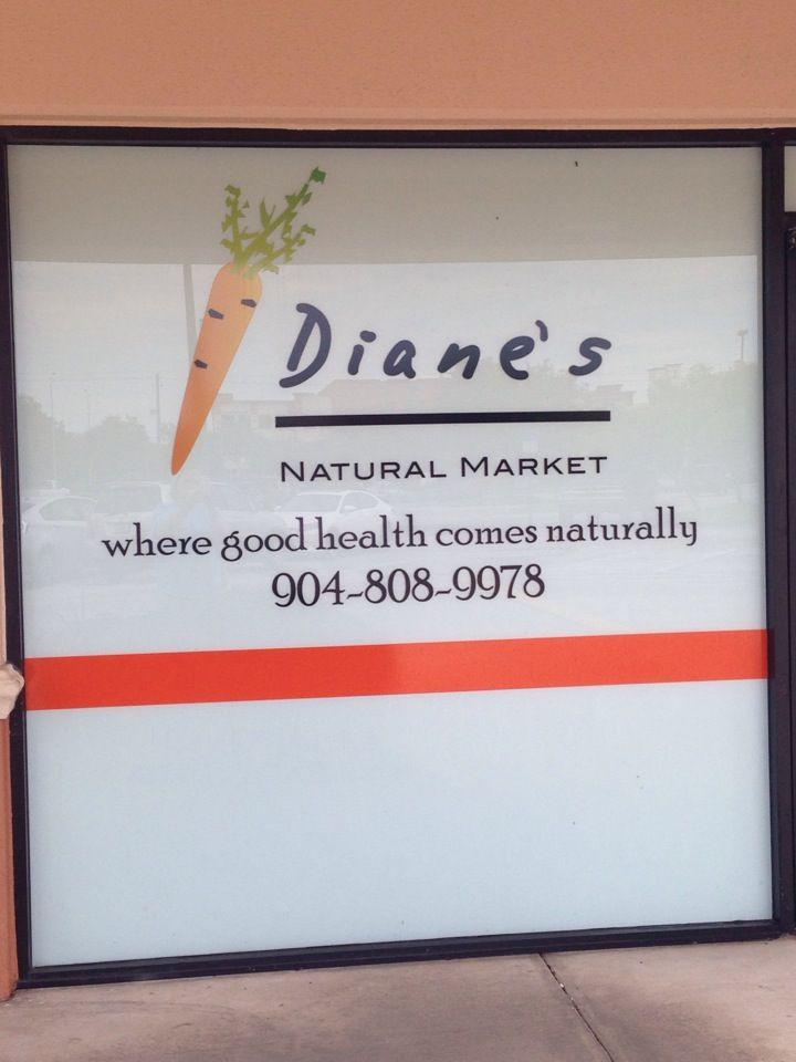 Diane S Natural Market St Augustine Fl