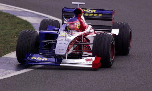 1999 BAR 001 - Supertec ( (Jacques Villeneuve)