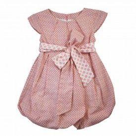 Oobi Sabrina Dress - Pink Petal