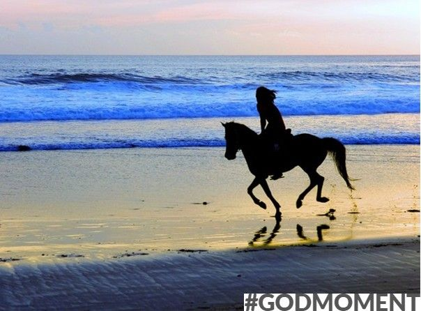 'Het strand, de zon en de zee. Het is gewoon een liefdevolle plek' #Godmoment (Lisa, 18)