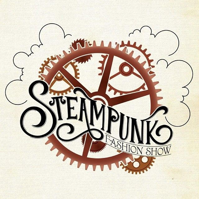 17 Best Images About Steampunk Typography On Pinterest