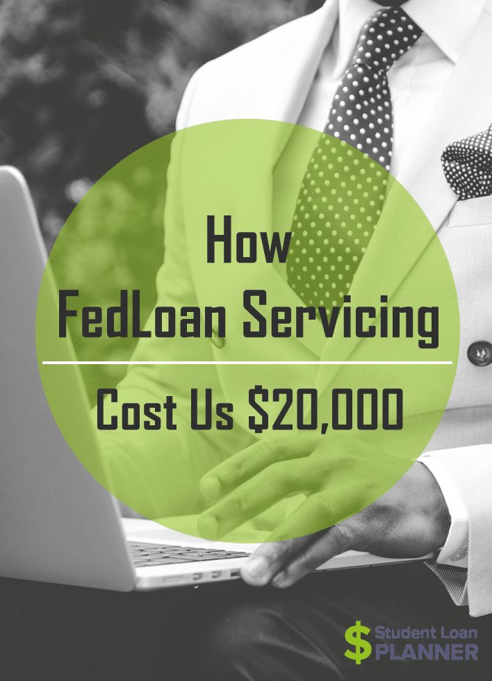 FedLoan Servicing cost us the equivalent of a new car when they messed up our paperwork with the Public Service Loan Forgiveness program.