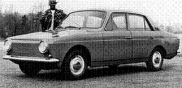 Anadol A2 Sedan