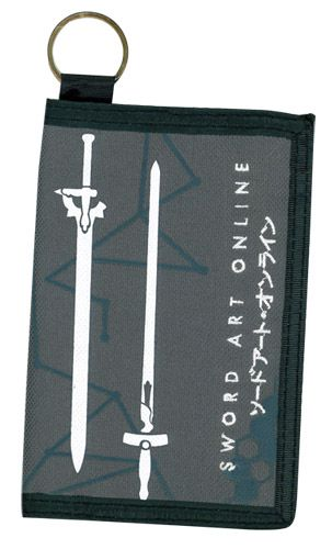 Sword Art Online Wallet - Elucidator & Lambent Light @Archonia_US