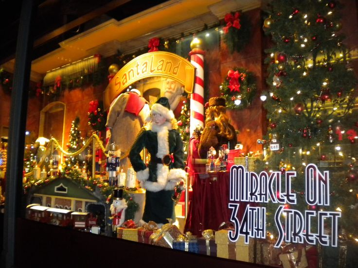 20 best Macys Christmas Windows 2013 images on Pinterest