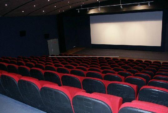 Palais Des Sports Et Des Congres Alpe D'Huez - Photo amphithéâtre.