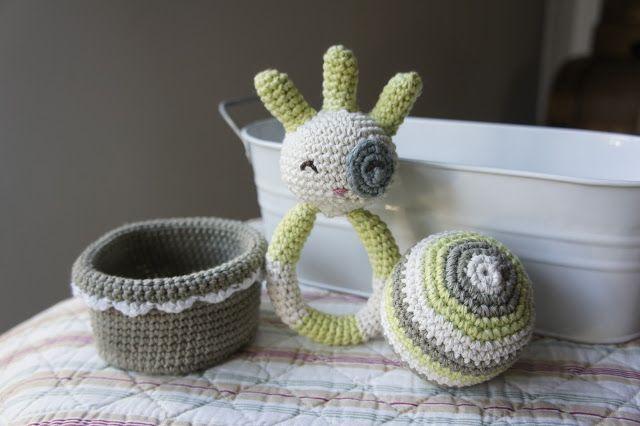 Amour Fou | Crochet so cute...