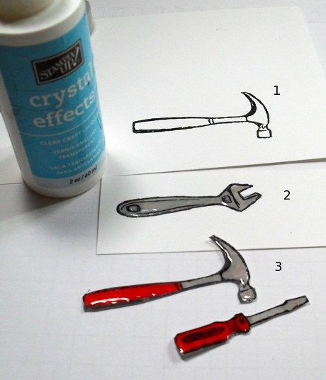 Totally Tools tips for Fathers Day - Simone Bartrum, Stampin' Up! Australia
