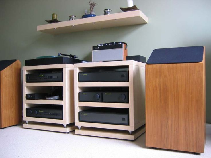 Awesome Audio Furniture Audio Racks and Cabinets