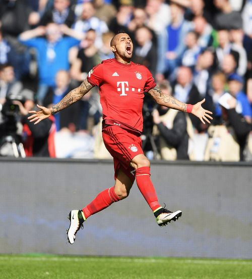 El rey Arturo Vidal, a favor del Bayern Munich:  Cuando su marca utiliza la misma aproximación de los demás, usted  termina por promover la categoría en vez de su marca como debería ser.