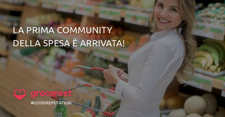 Unisciti alla Community di Grocerest