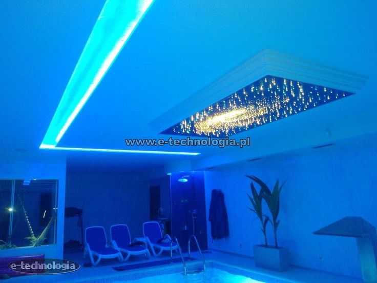 sufity podwieszany basen - sufity podwieszany na basenie - sufity nad basenem e-technologia