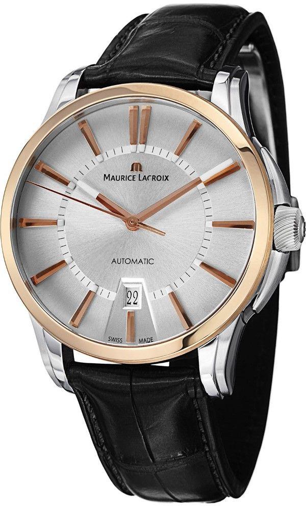 Men watches : Maurice Lacroix Pontos Gents Date Automatic PT6148-PS101-130