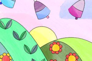 """Poesia per la Pasqua """"Speranza"""""""
