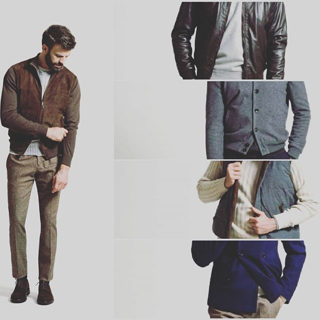 Ehi #gentlemen, which are the five #jackets that can't be missing in your #fw wardrobe?! Come to discover it on our #blog at http://finaest.com/blog/which-are-the-jackets-that-cannot-be-missing-into-your-fw-wardrobe/ #finaest #worldwide #worldwideshipping #shoppingonline #onlineshop #madeinitaly #menswear #menjackets #fallwinter #fw16 #dellaciana #musthaves #menmusthaves #newgentleman #newgentlemanstyle