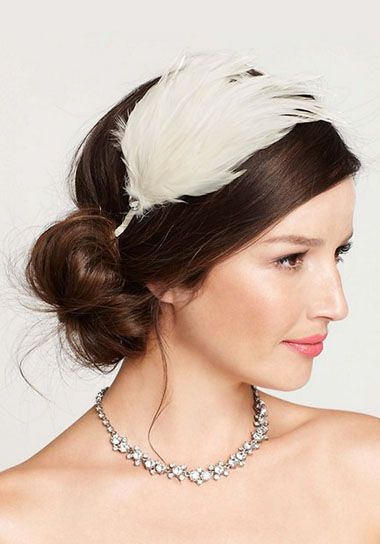 great haircut feather headband green wedding shoes and feathers on 5995