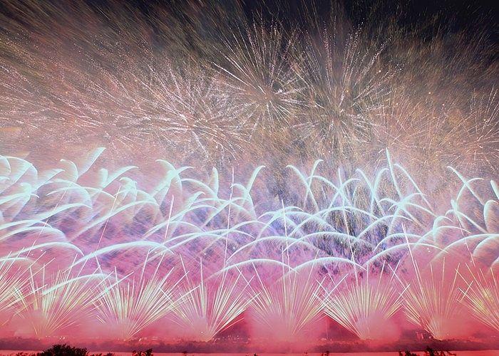 Akita, Japan 大曲の花火