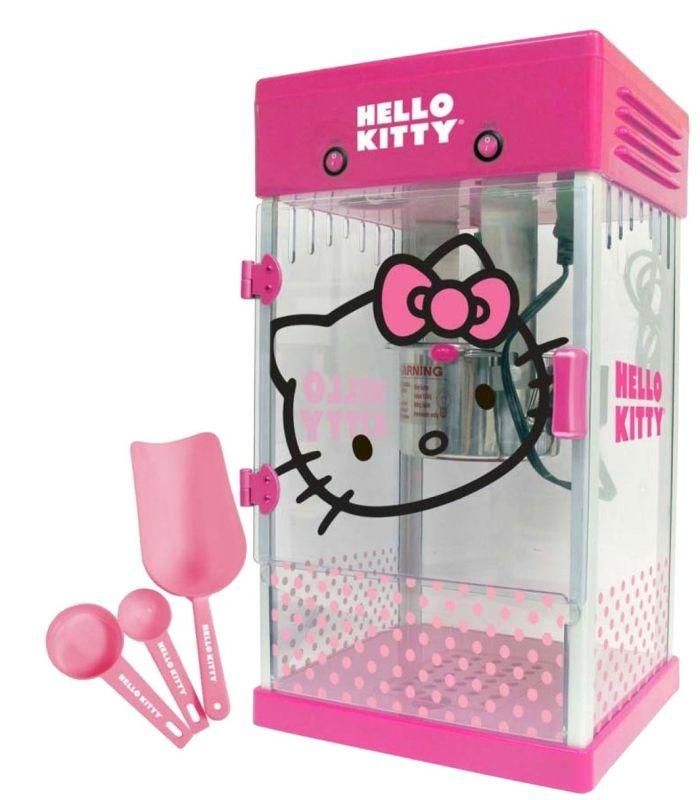 Hello Kitty Popcorn Maker, so wanted
