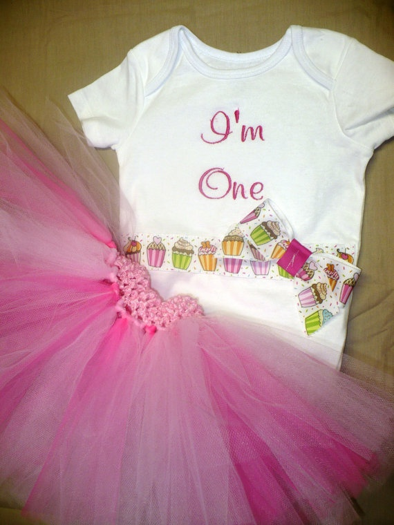 personalized onesie and tutu