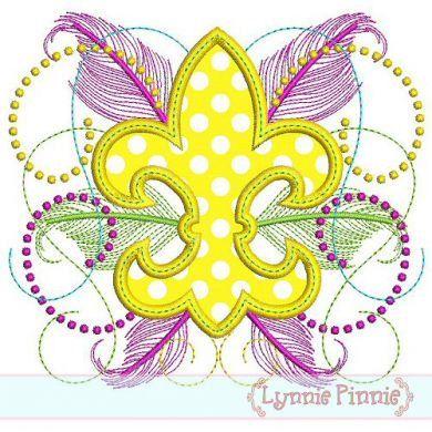 101 best Mardi Gras applique designs images on Pinterest