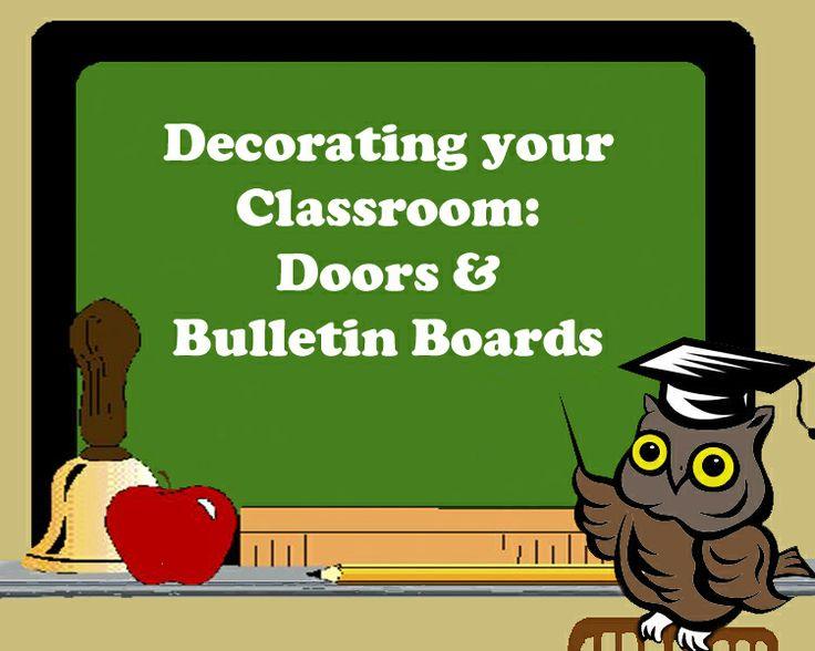 Classroom Decor Websites : Best classroom decorations images on pinterest