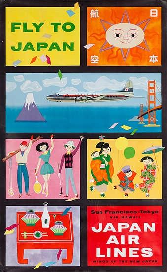 JAL Japan Air Lines _____________________________ Japon ~ 日本 ~ Japan