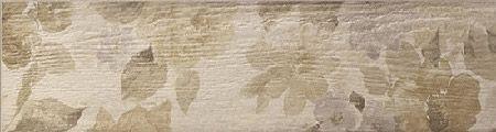 Material gres porceánico formato 13x61   Consultar tonalidades. Piezas decorativas para revestimiento de las paredes-  Floral White -