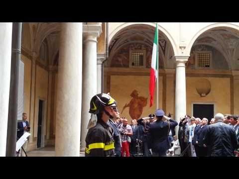 """Il Poeta Silvano Bortolazzi è """"CAVALIERE O.M.R.I."""" - YouTube"""