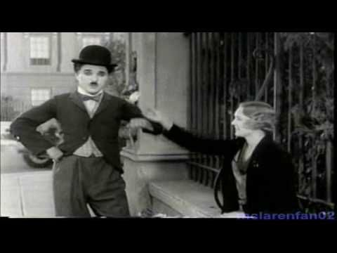 Romantic song with Charlie Chaplin... Song by Rick Astley... LYRICS: When I fall in love it will be forever Or I'll never fall in love In a restless world li...