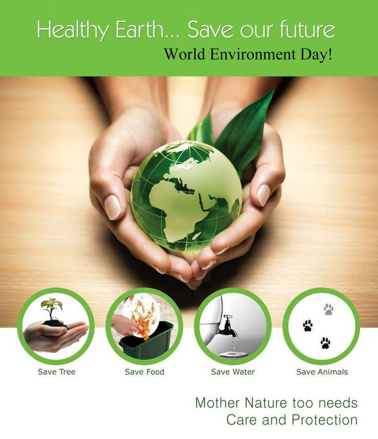 World Environment Day is celebrated every year on June 5th to raise global awareness to take positive environmental action to protect nature and the planet Earth. It is run by the United Nations Environment Programme (UNEP).  Every year there is a new theme that is associated with the World Environment Day. The 2014 theme for World Environment Day will focus on 'Small Islands and Climate Change', the official slogan for the year 2014 is 'Raise Your Voice Not The Sea Level.