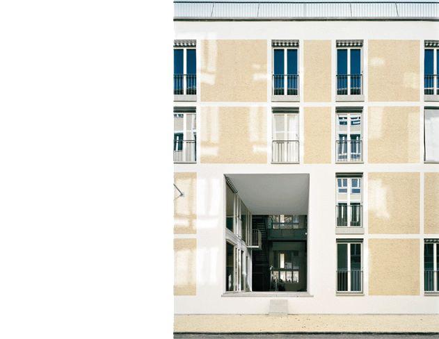 Wohnüberbauung Lokomotive Winterthur SLM Werk Areal 2, 8400 Winterthur Knapkiewicz & Fickert | Bauten