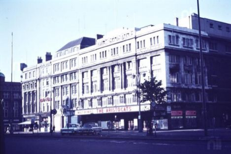 The Metropole Hotel, O'Connell Street