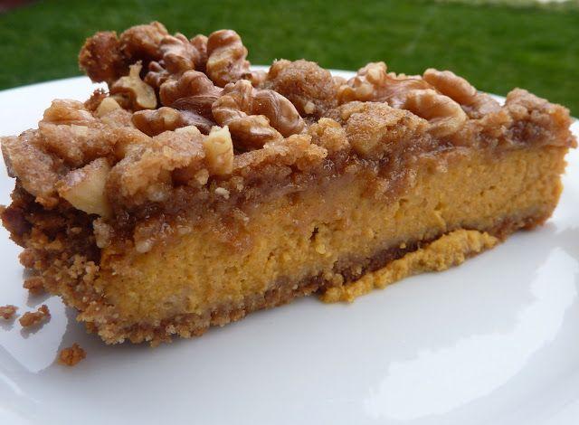 İrmik Hanım'ın Fransız Tatlıları: Balkabaklı Pay - Pumpkin pie