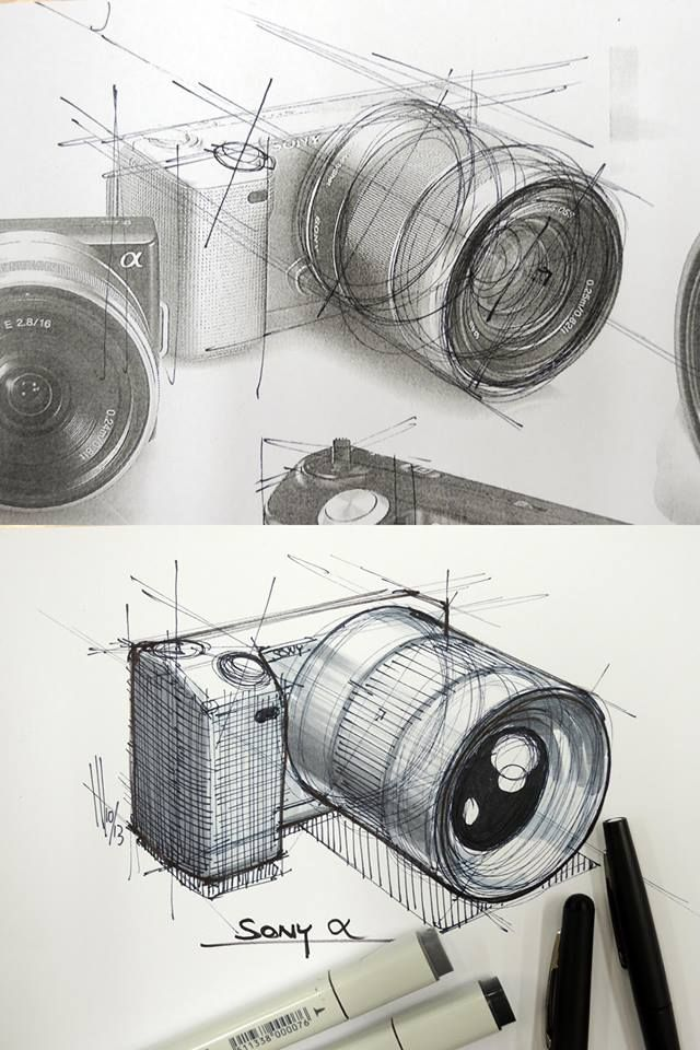 Design Sketching -for georgia