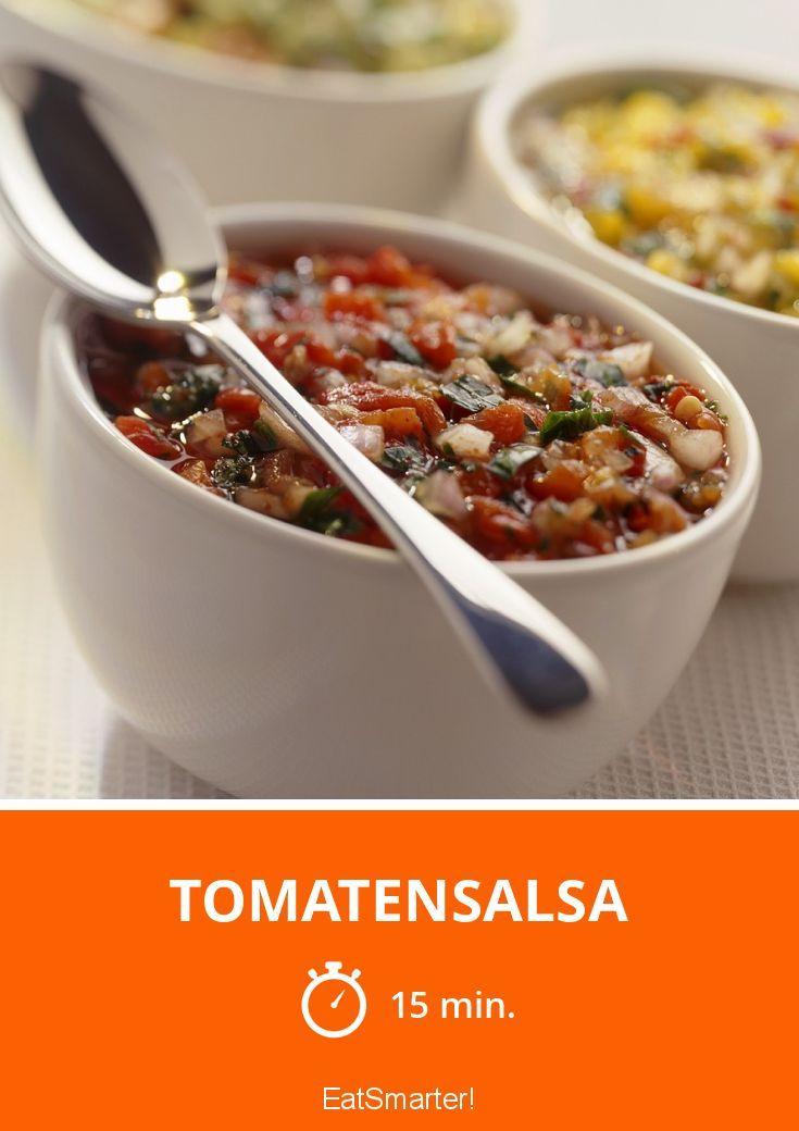 Tomatensalsa - smarter - Zeit: 15 Min. | eatsmarter.de