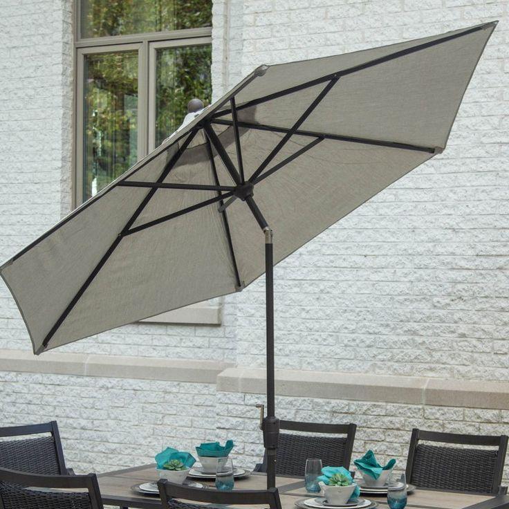 Agio Maddox 9 ft. Patio Market Umbrella - AZB00205P56