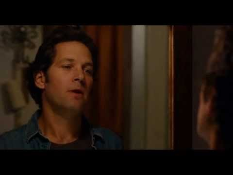 "Paul Rudd talks dirty to himself in ""Wanderlust"" This. Is. Funny!!!!"