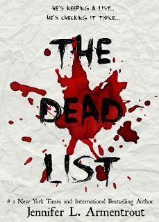 Reseña #294 - The Dead List   Autor: Jennifer L. Armentrout  Nº de páginas: 328  Saga: Autoconclusivo  Precio: GRATIS (aunquesi quieres comprarlo costaría 11$ en amazon. Únicamente se encuentra a la venta en inglés)  ISBN: 9780997969146  Sinopsis:Cuando Ella es misteriosamente atacada de camino a casa de una fiesta su vida entera cambia al encontrarse a si misma en el centro de una investigación de asesinato. Ella intenta pasar página pero su ataque todavía no ha terminado. El se muestra a…