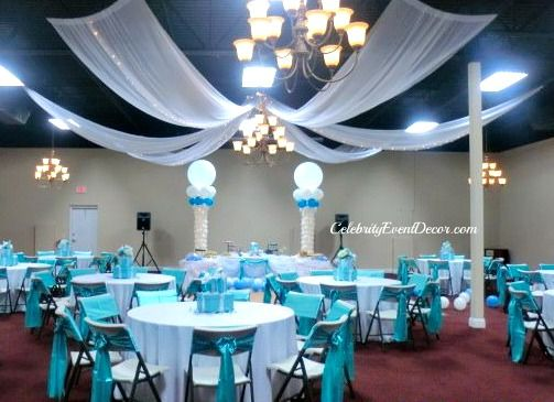 Baby Shower Decorations Jacksonville Fl ~ Best images about ceiling fabric decor on pinterest