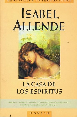 the portrayal of women in one hundred years of solitude and the house of the spirits This month's selection is isabel allende's house of the spirits  men and women via this portrayal  marquez's one hundred years of solitude.